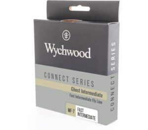 WYCHWOOD CONNECT GHOST INTERMEDIATE FLY LINE