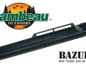 FLAMBEAU BAZUKA ROD CASES STORAGE SYSTEM