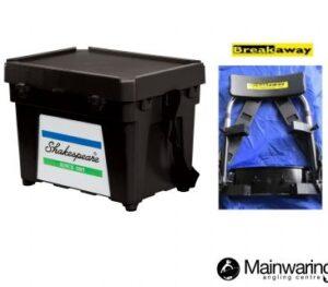 SHAKESPEARE SEATBOX WITH BREAKAWAY SEAT BOX CONVERSION KIT