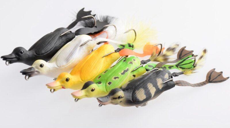 SAVAGE GEAR 3D FRUCK HOLLOW DUCKILING