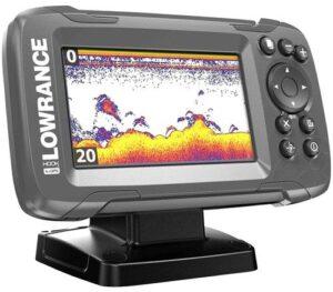 LOWRANCE HOOK2-4X GPS/FISH FINDER
