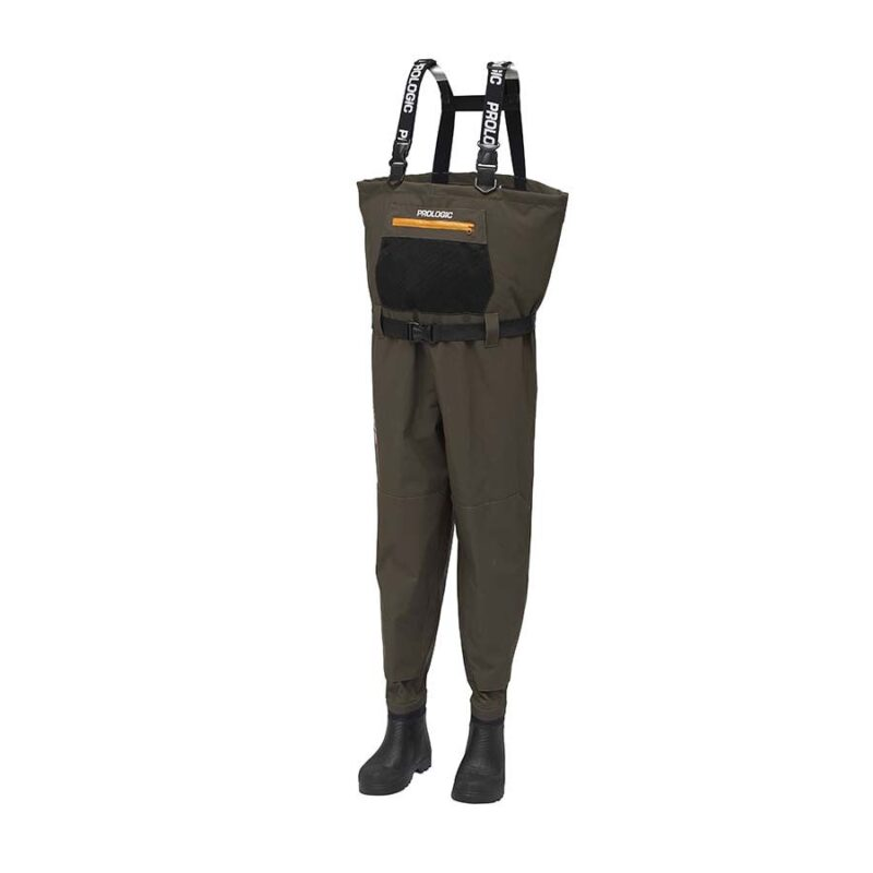 PROLOGIC LITEPRO BREATHABLE WADERS WITH EVA BOOT