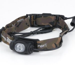 FOX HALO AL350C RECHARGEABLE  HEAD LAMP