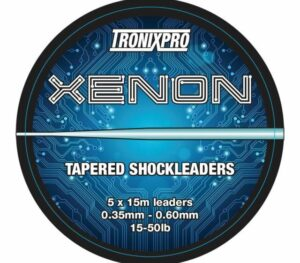 TRONIX XENON TAPERED SHOCK LEADERS