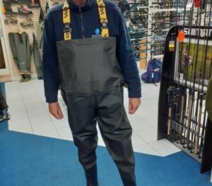 TEAM VASS 740 CHEST WADER WITH BREATHABLE UPPER