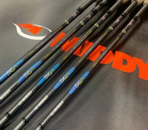 MIDDY 5G FLOAT & FEEDER RODS - NEW FOR 2020